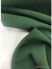 donkergroen - winter crepe elasthan