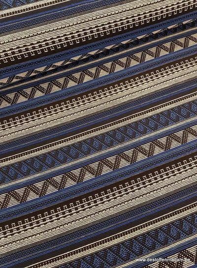 Anabelle - woven jacquard