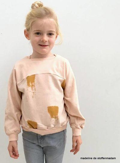 Teddy sweater/jurk/kruippakje 16/2 Lier