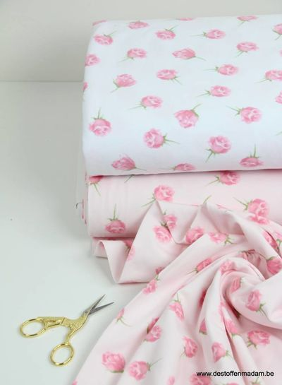 flavoured roses pink - jersey
