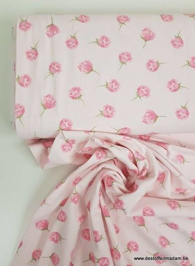 flavoured roses roze - tricot