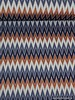 glitter chevron - gebreide tricot