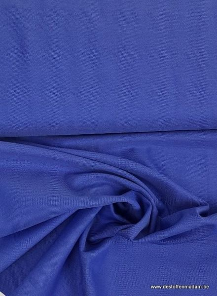 blue - cotton fabric