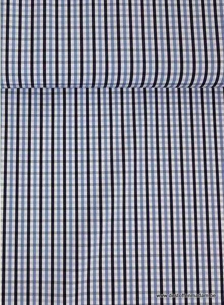 pyjama ruitjes - hemden katoen