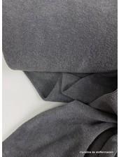 grijs rekbare badstof/spons
