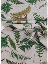 Emilia's leaves - deco stof