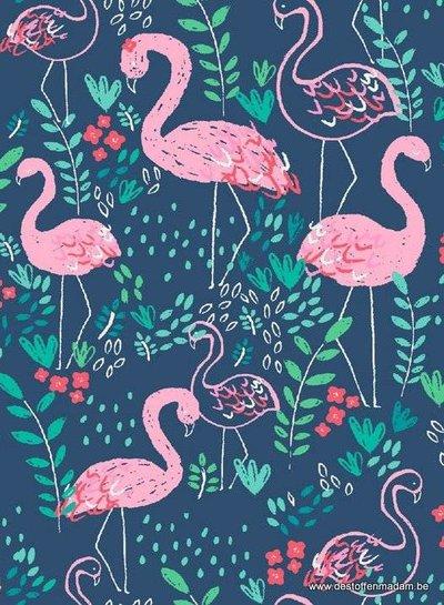 Stella swans- cotton