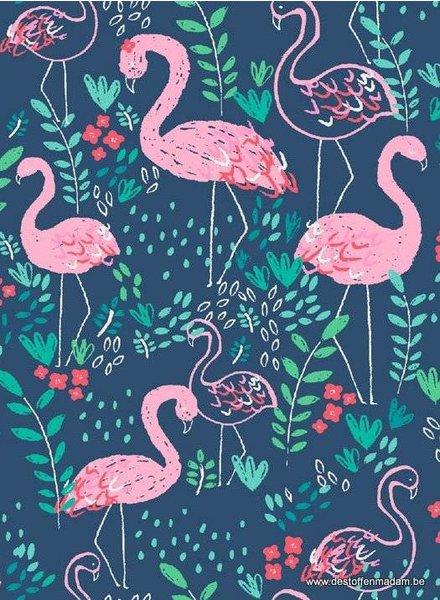 Stella swans- katoen