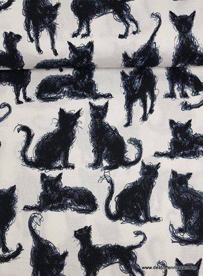 milk cat - cotton