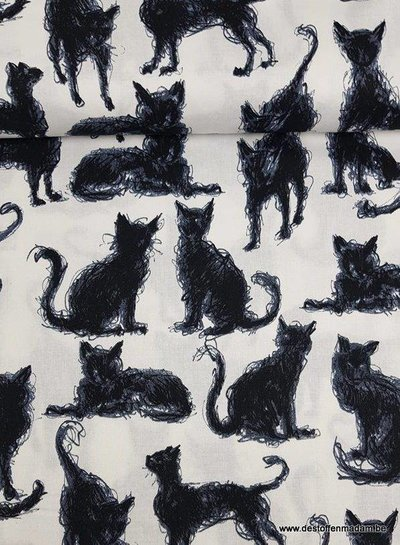 milk cat - katoen
