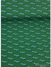 groen krabbelkrabbel - tricot