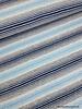 blue ecuador streepjes - viscose jersey