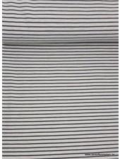 washed blue stripes - bengaline