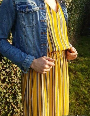 Een zomerse Lux jurk