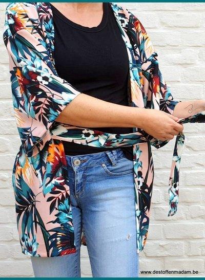 Kimono Cool by Eva Maria