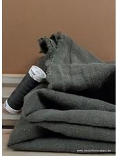khaki - stonewashed ramie