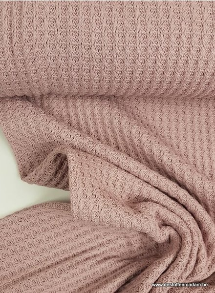 dusty pink - cotton - super soft!