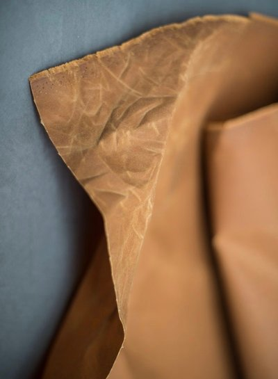 Gold British oilskin