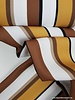 my favorite stripes - Italian polyester fabric