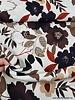 bloemen - Italian linen fabric