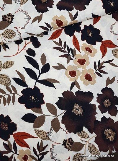 bloemenpracht -Italiaanse linnen