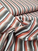 hippie stripes - Italian stretch jeans