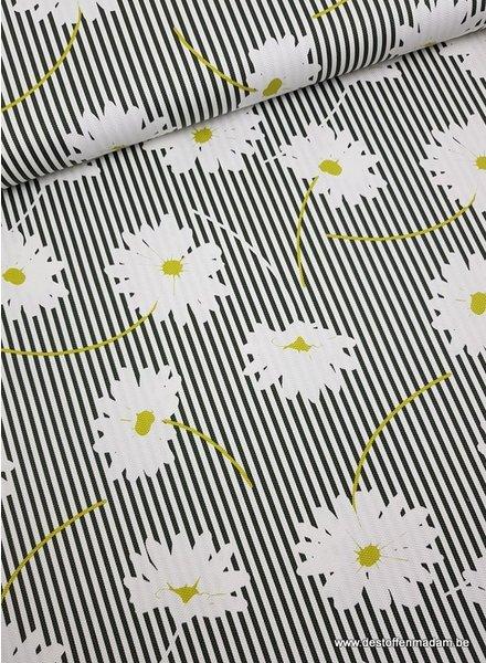 frisse bloemen -  pique