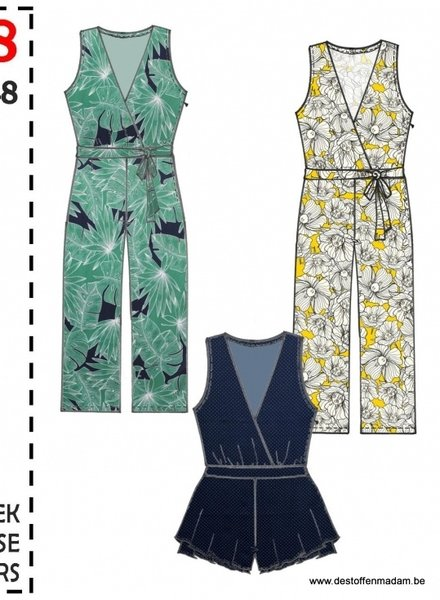 it's a fits it's a fits  -  1108 Jumpsuit, broek, overal