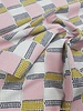 pink/grey dotty - deco fabric