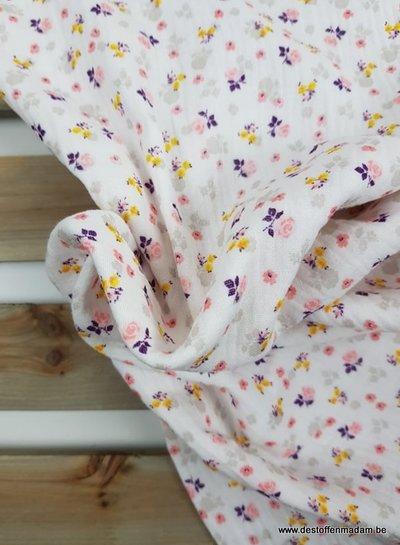 rozen wit tetra - double gauze
