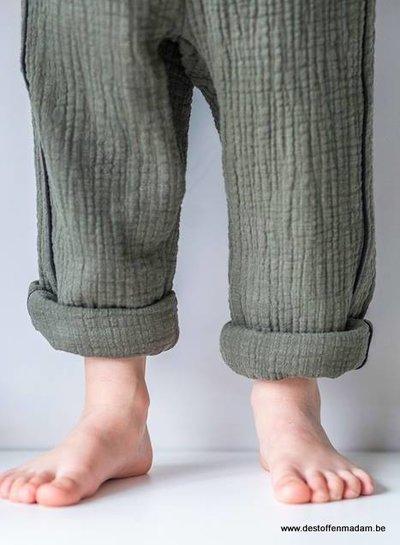 De zachtste rufus broek