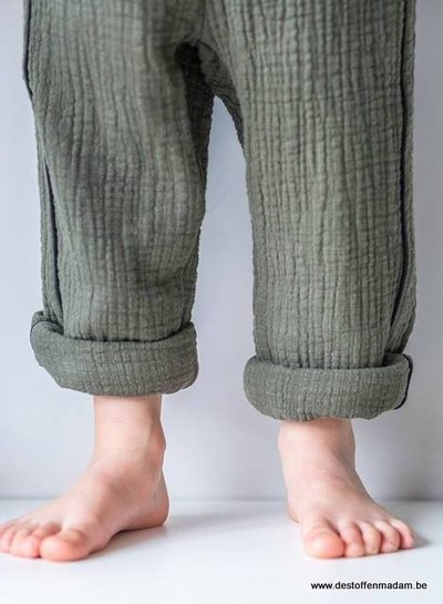 Een soft Rufus pants