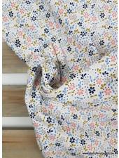 flowerfun  babyrib - cotton