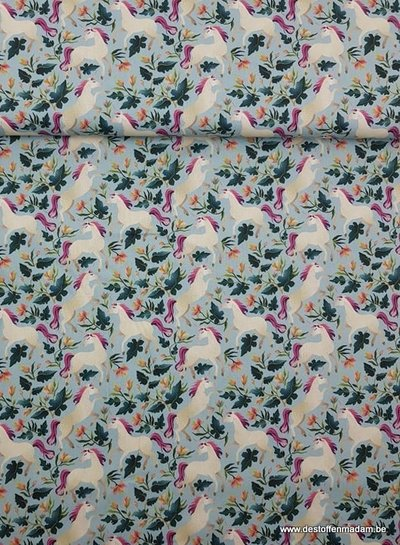 unicorns - cotton