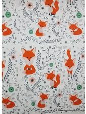 vosjes oranje - tricot