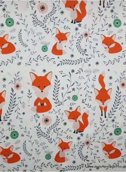 foxes orange - jersey