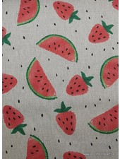 gezonde fruitjes - deco stof