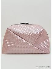 pink  - 3D imitation leather