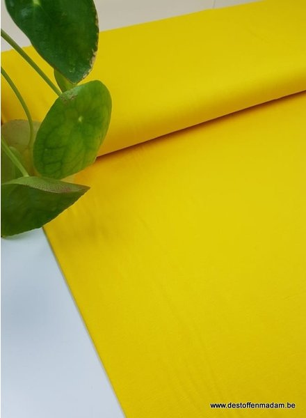 geel - bamboe jersey