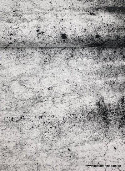 Mr. grey stone grey -  french terry