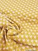 gold meadow honey bee - cotton