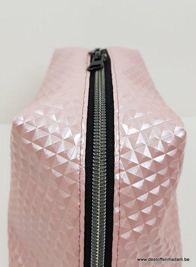 blue - endless zipper with sliders - 1 slider per 50 cm