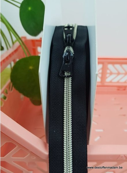champagn - endless zipper with sliders - 1 slider per 50 cm