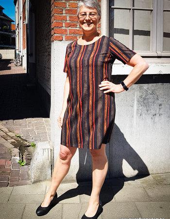 Een klassevolle Solange jurk