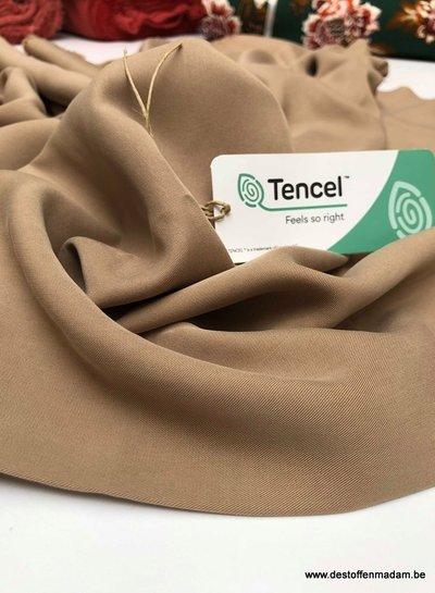 coffee - tencel twill