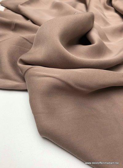 dusty pink - tencel twill