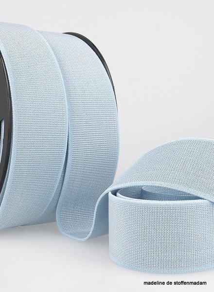 blue silver elastic 40 mm