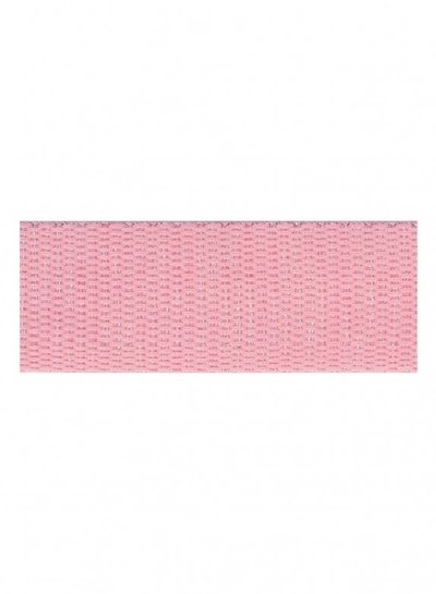 roze zilver tassenband 30mm