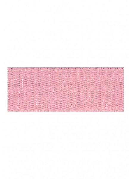pink silver bag webbing 30 mm