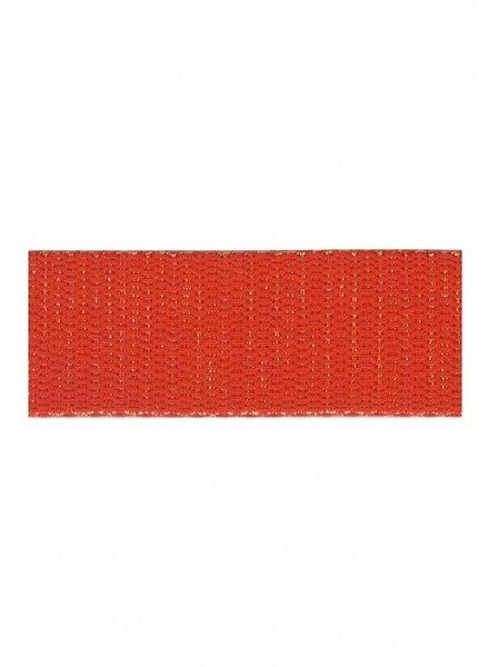 rood goud tassenband 30mm